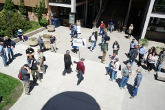 Firefighting Conference photo from 300 feet